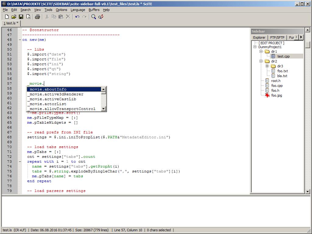 download scite for windows 7